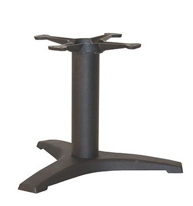 B12LH - Cast Iron Table Base/ Steel Column