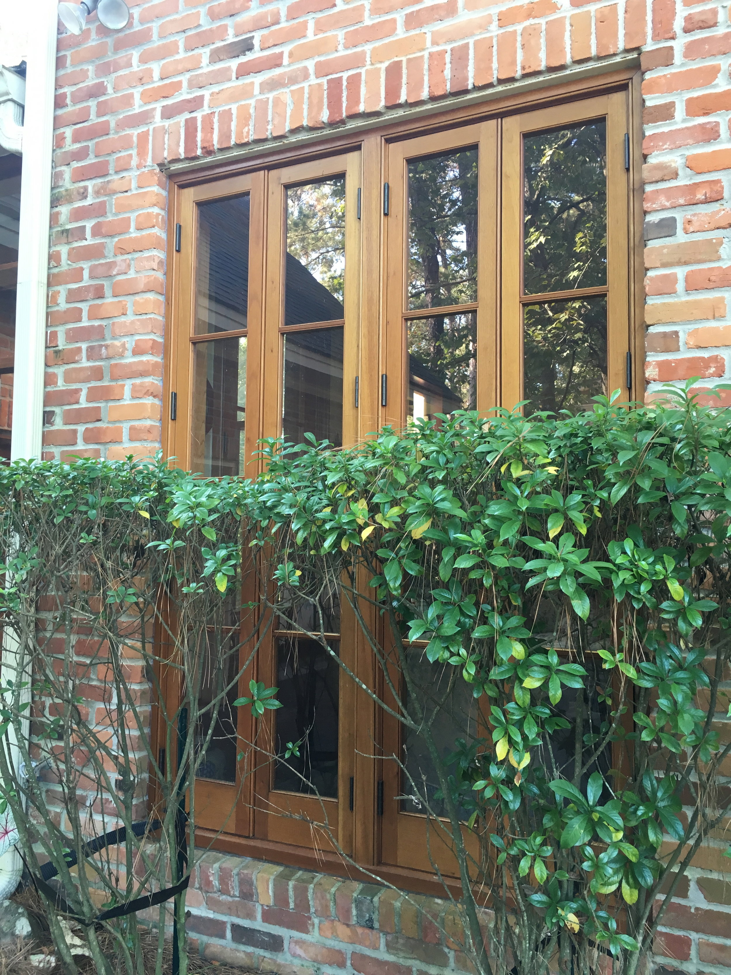 Double French Casements