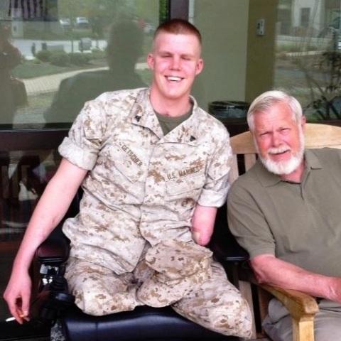 CPL Caleb Getscher, USMC