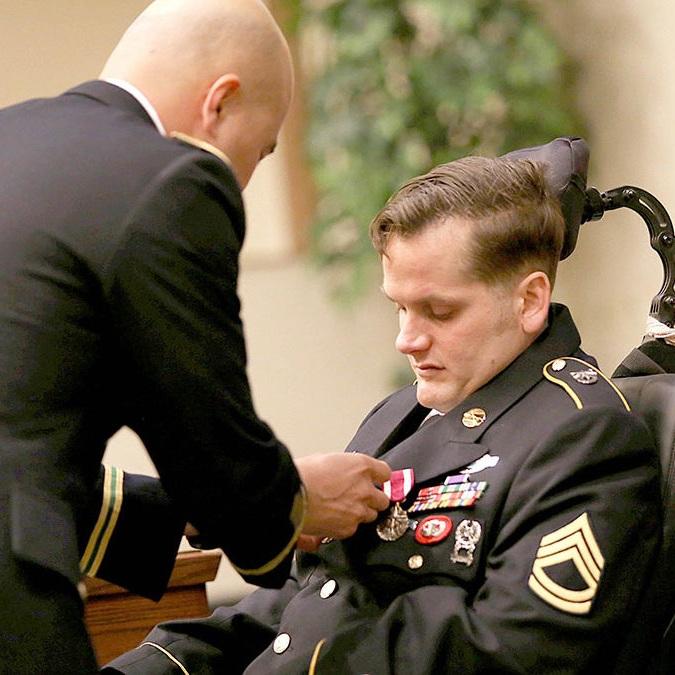SFC Joe Lowrey, Army Green Beret