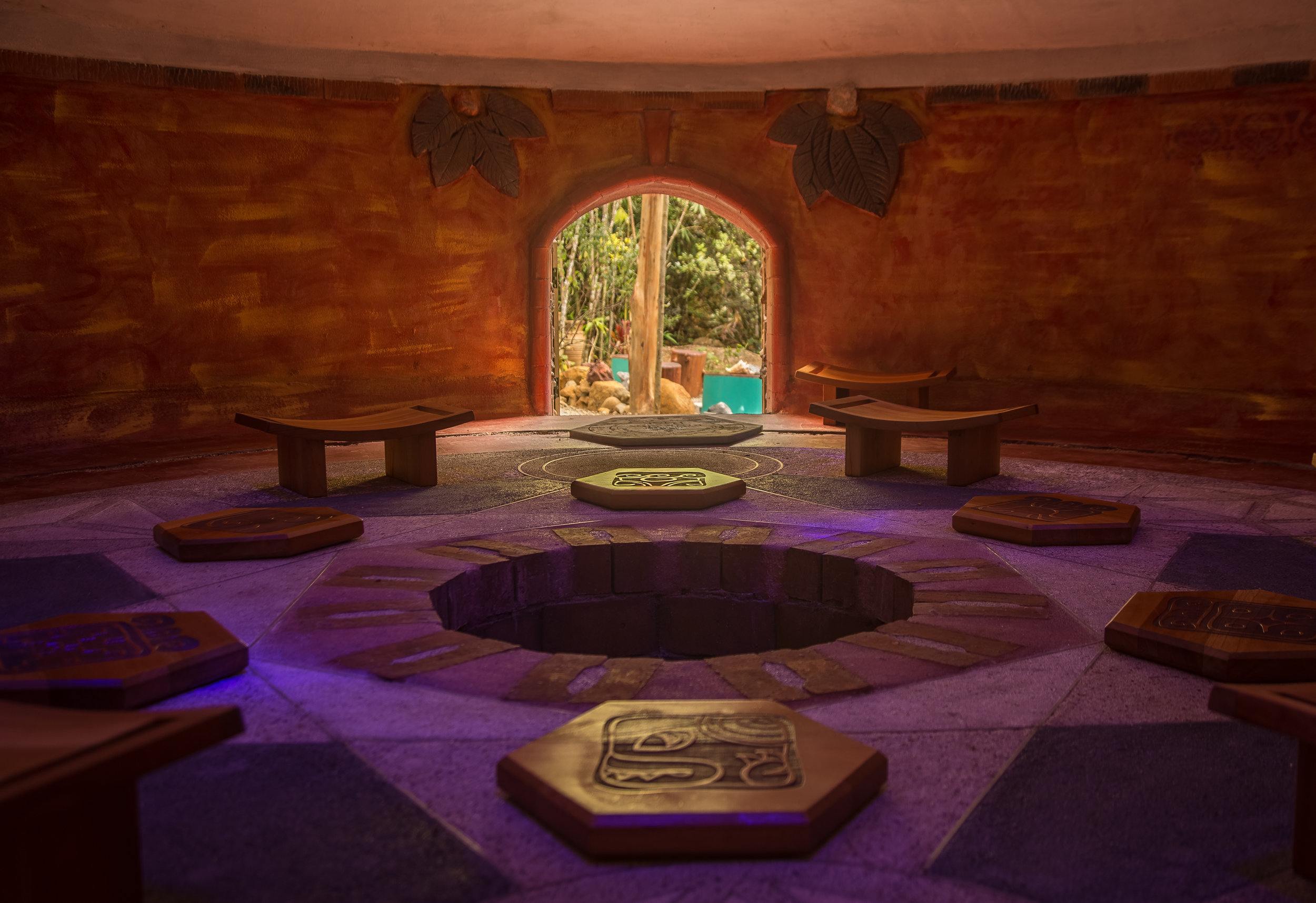 Cielo Nocturno - The Temazcal Experience.