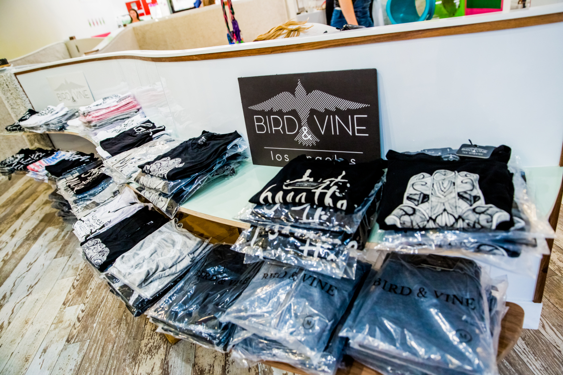 Bird & Vine Clothing, Photo by Robin Randolph Photography.