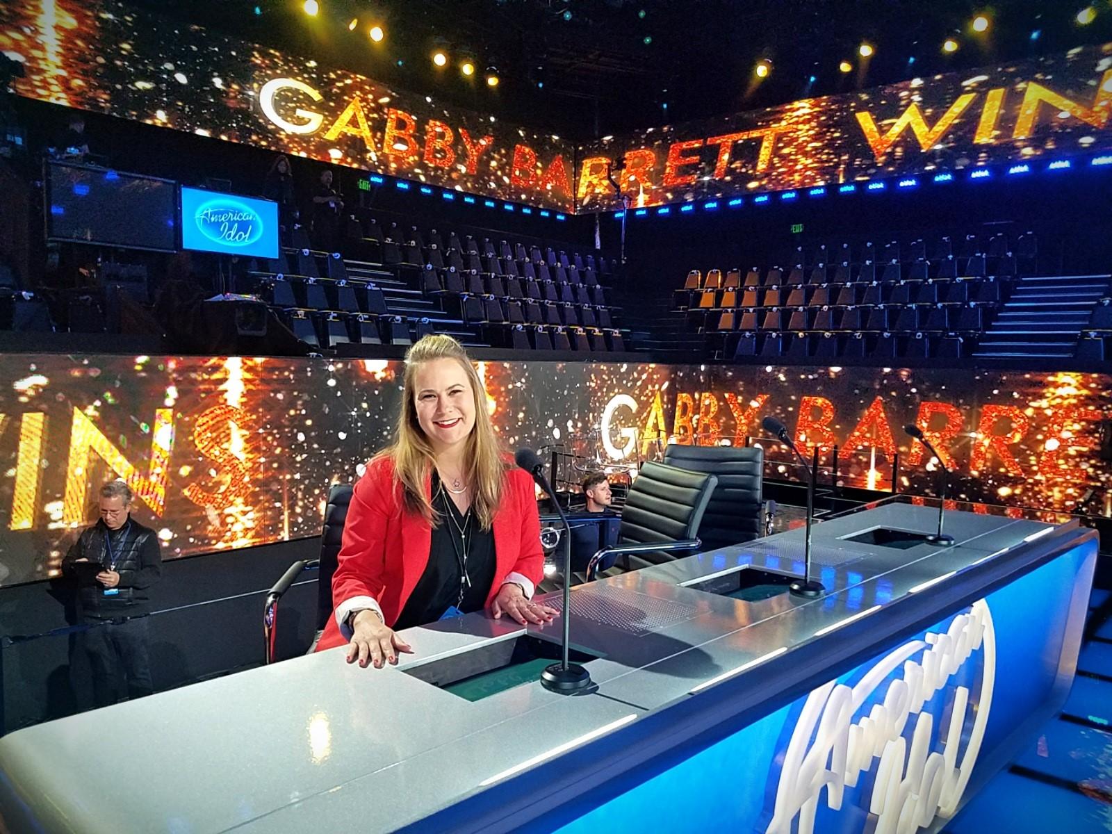 2018 American Idol Finale.