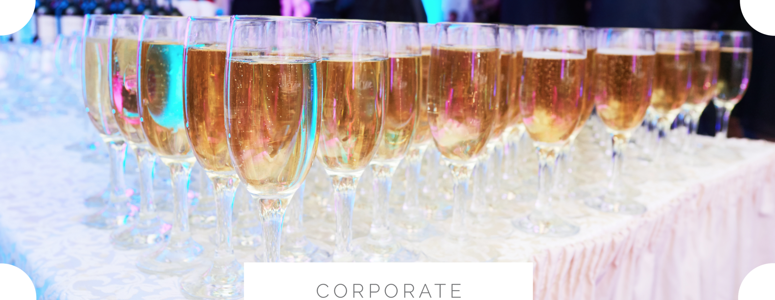 Bianchi Productions Corporate Event Planning Services