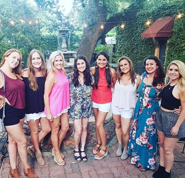 In keeping with the wedding theme from yesterday, and in honor of #nationalgirlfriendsday , throwing it back to a very special bachlorette weekend in Austin, TX with these beauties. Can't wait to celebrate the bride-to-be (@alixwlee ) and her lucky fiance in a few short months! 👰🏽🎉 #tbt #bride #bridetobe #heyladies #southerngirls #texasgirls #yeehaw #bootsandshorts #bachlorette #bachloretteparty #goodtimes #ladiesweekend #girlsweekend #celebrate #inspire #beinspired #stylemepretty #prettylittlethings #southernbelles #inspire #beinspired