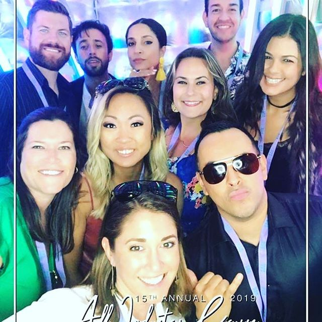 #FBF to Wednesday's 15th Annual All Industry Cruise where 1,000+ event professionals got together and sailed around the San Diego Harbor courtesy of Horrblower Cruises (@hornblower_sd ). #thecrew had another amazing night together mixing and mingling with top partners and vendors. Happy Friday everyone! 🤗 #eventprofs #events #eventplanner #thecrew #allindustrycruise #sitesocal #socalevents #partyplanner #hornblower #imonaboat #cruisin #sandiego #luxury #luxuryevents #bianchiproductions #inspire #beinspired #friyay #weekendvibes