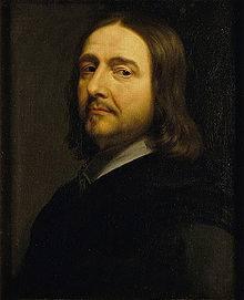 Philippe de Champaigne, self-portrait. Museum of Grenoble