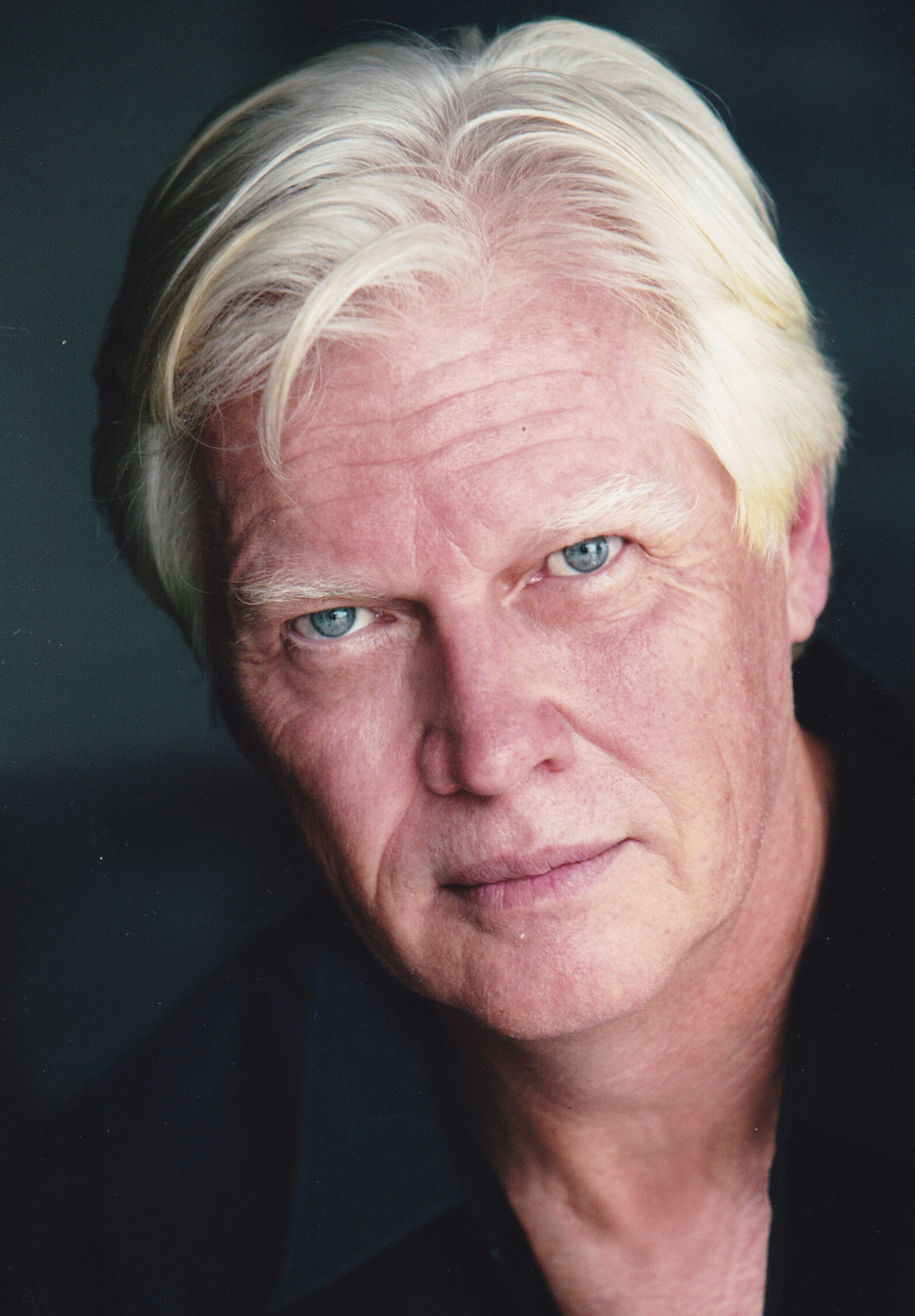 Garry Peters, veteran actor from Austin theater.