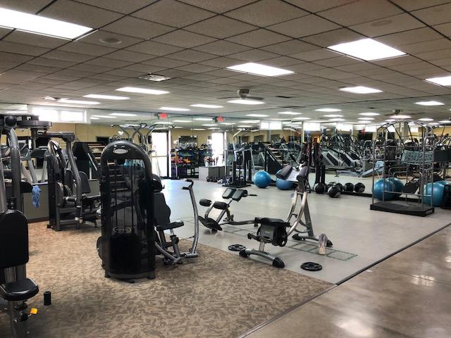 Free Weights Floor MT