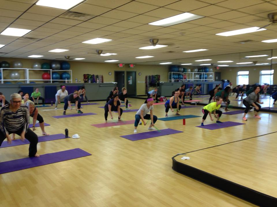Group Fitness Room MT