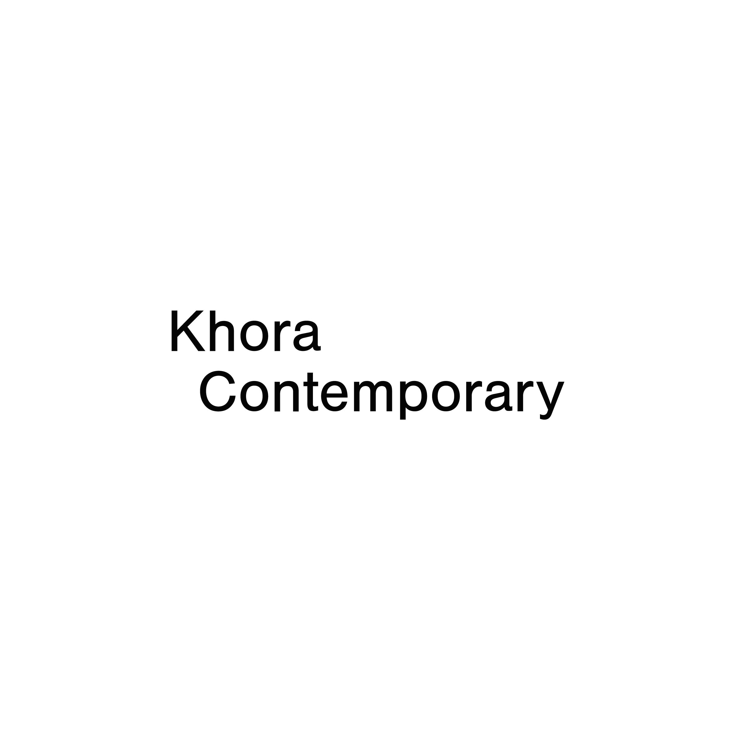 Khora Contemporary Logo, black.jpg