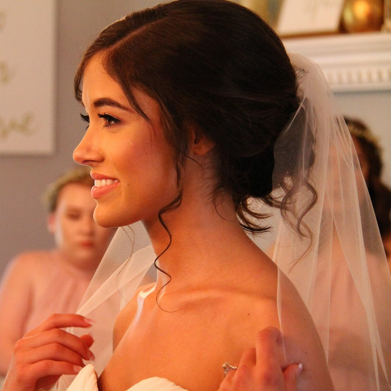 GLAM Brides! - Your big day deserves gorgeous looks! Don't hold back on creating your best look!
