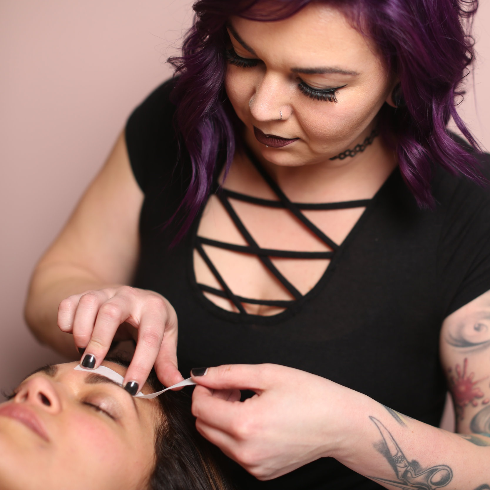Waxing - Face and Body Waxing, Brow Tints