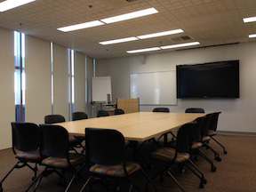 B302 Dev Bio Conf Rm  Seats: 25-40  LED TV, Whiteboard Contact:  Susan