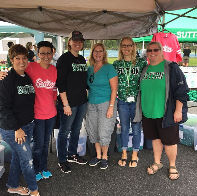 Come see us for your Sutton Spirit Wear at Homecoming!