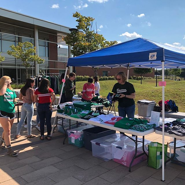 Come see us at Sutton's Homecoming being held at Grafton High School!  Plenty of Spirit Wear to choose from and lots of delicious food!