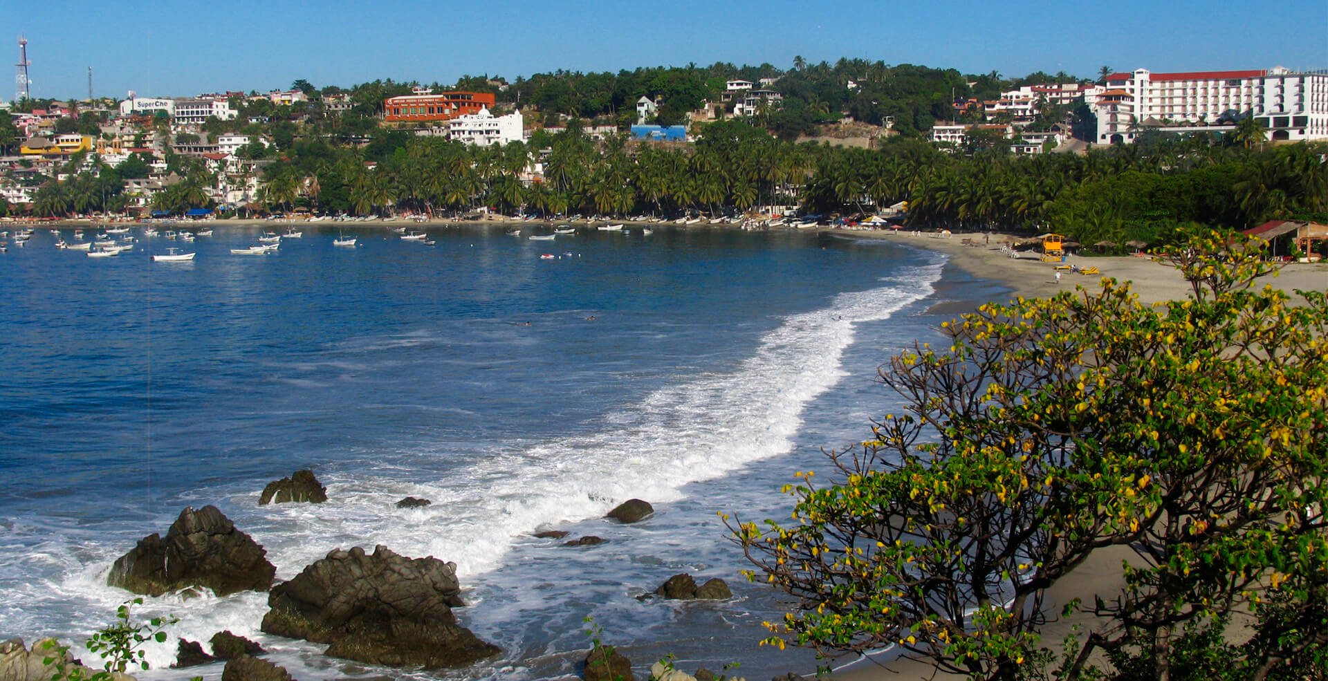 Puerto Escondido, Mexico.