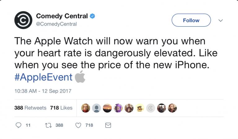 Comedy Central / Social Media Team
