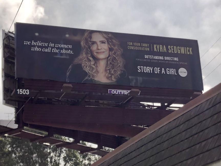 Lifetime / Emmy FYC Campaign #2