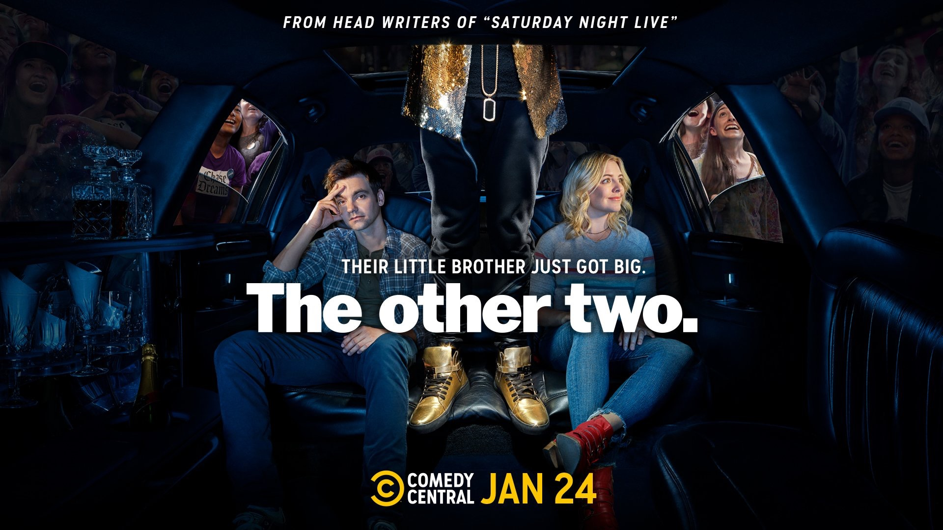 "Comedy Central / ""The Other Two"" Copy"