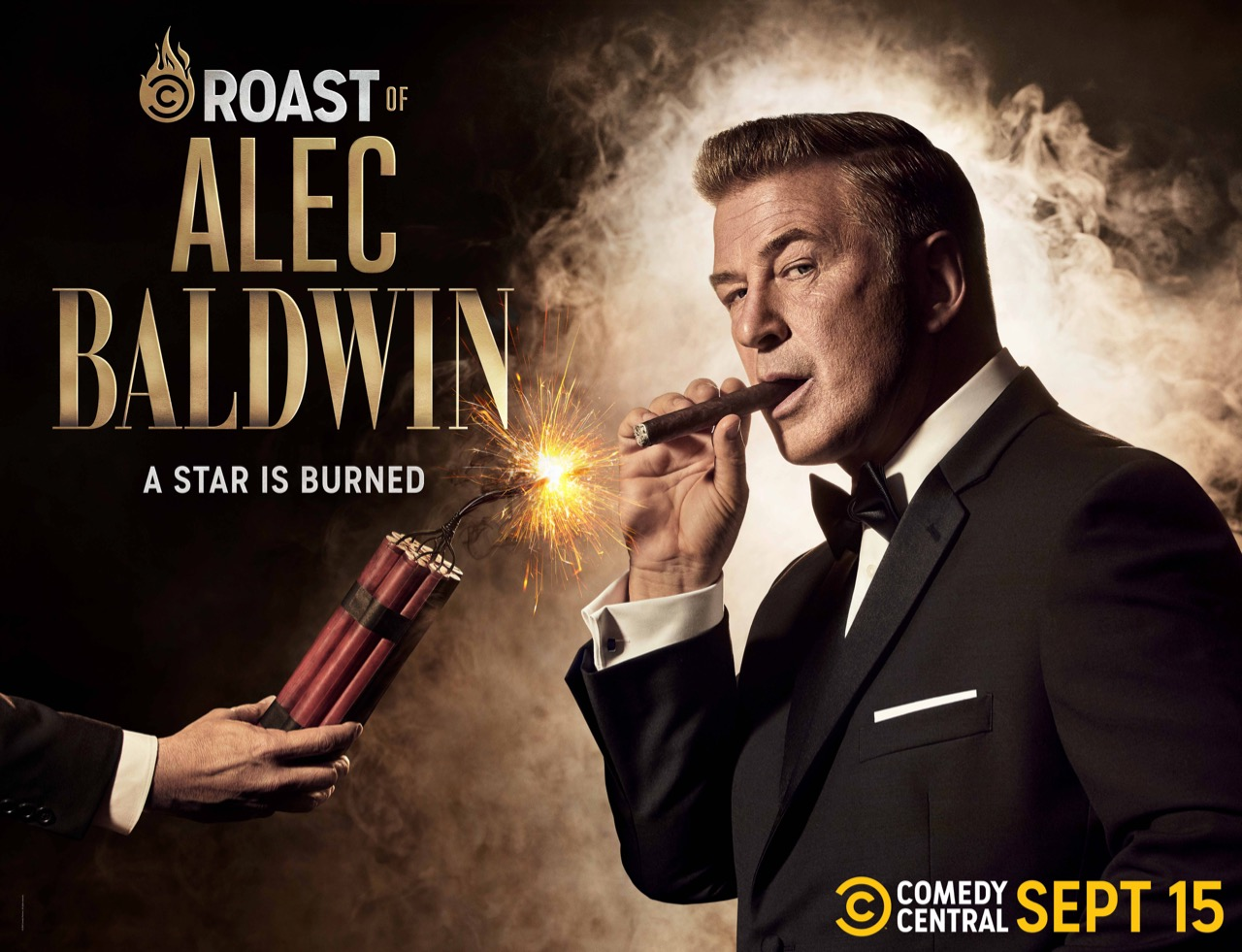 "Comedy Central / ""Roast of AB"" Campaign"