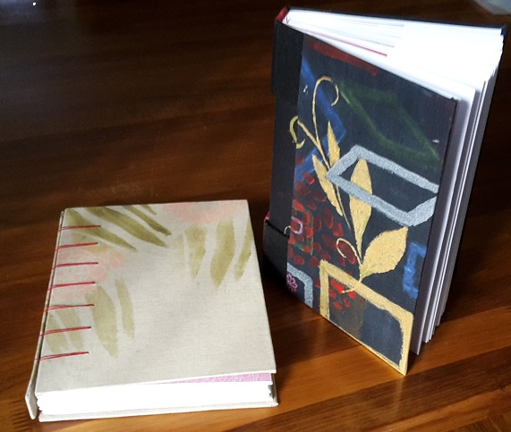 PAPER AND BOOKS - Thursday (Last in month)10.00 - 3.00dyeing and decorating paper making artists' booksAnn Sturmey 6244 3971