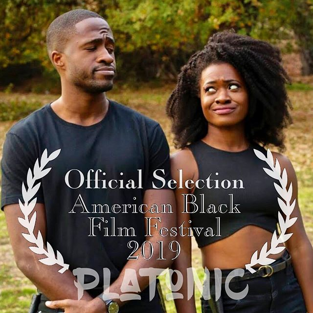 Platonic Fam!! Sooo excited to share with you guys that we're an Official Selection for the 2019 American Black Film Festival. A lot of blood, sweat and tears went into this project and we're honored to be apart of such an amazing event. Shoutout to the cast, crew, financial backers and heavy laughers for making a dream a force to be reckoned with. Thank you for your support, fam. Thank you #ABFF. See y'all in Miami!! 😝✌🏾✈️ - #Excellence #BlackExcellence #Miami #FilmFestival #Platonic #PlatonicTheSeries #Comedy #Laugh #OhHappyDay #ABFF2019