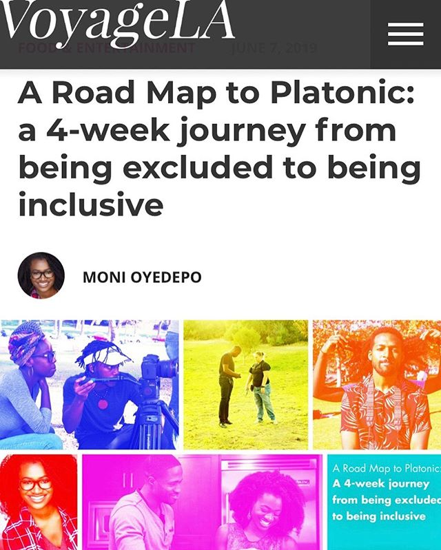 Very excited to announce that for the next 4 WEEKS Platonic and family will be featured on the @voyagelamag homepage as we share how the project evolved from a simple idea to an amazing collaborative feat. You'll get to hear more from the team and its partners on their stories and their impact on the project. ——— This week hear from our creator @momonilessprobs as she explains how Platonic was conceived. Enjoy! #LinkInBio