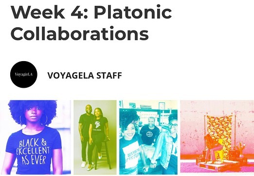 Platonic was built for the community, by the community. We're so excited to share just a few of the businesses, entrepreneurs and creatives that helped this project become what you've enjoyed. Please take the time to learn more about these dope people! #LinkInBio