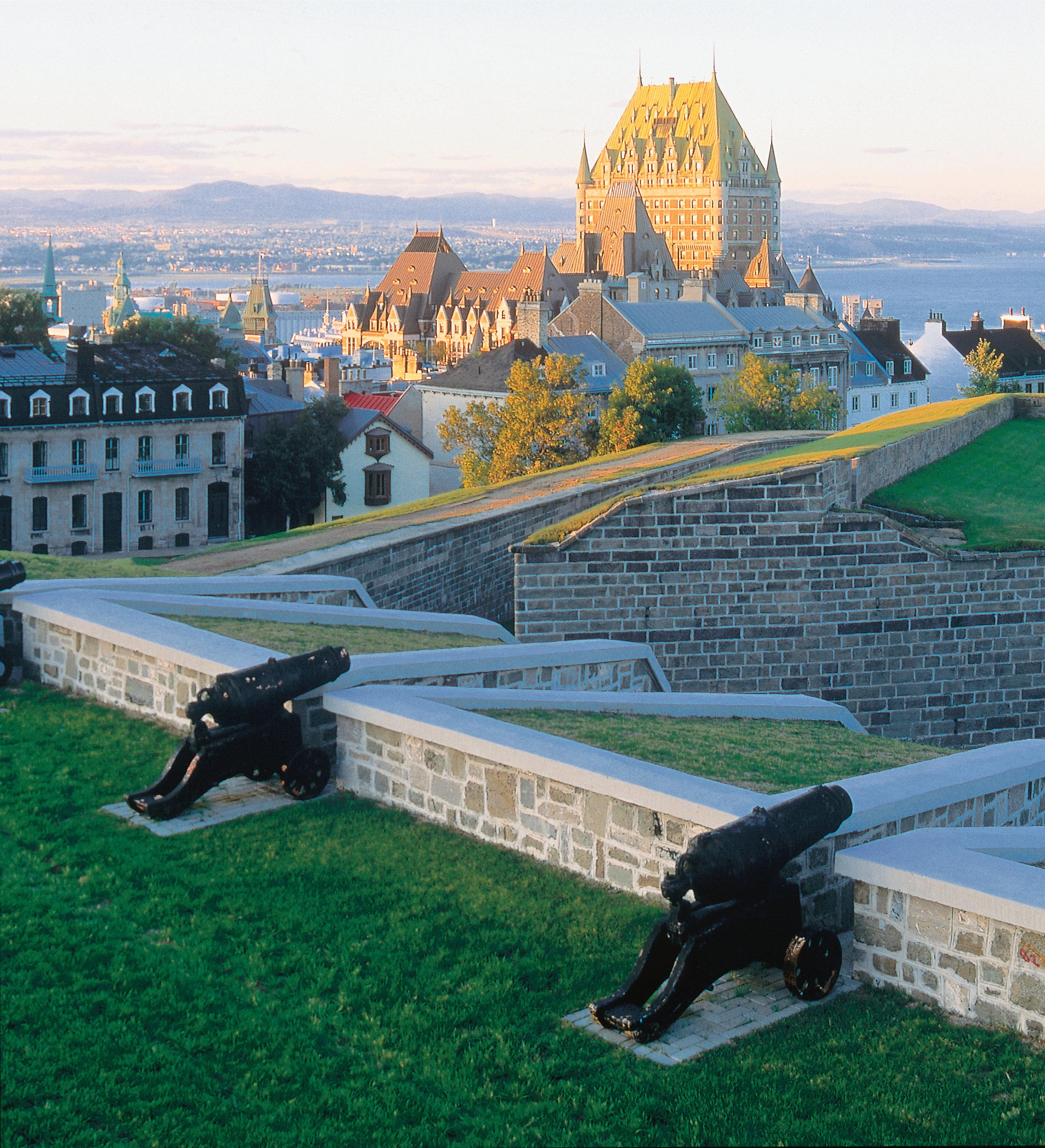 © Photos provided by Québec City Tourism