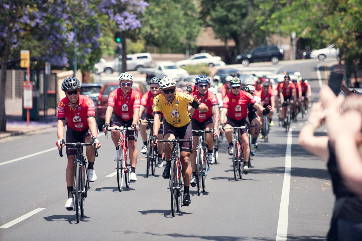 Ronald McDonald House Charities - Ride for Sick Kids 2017