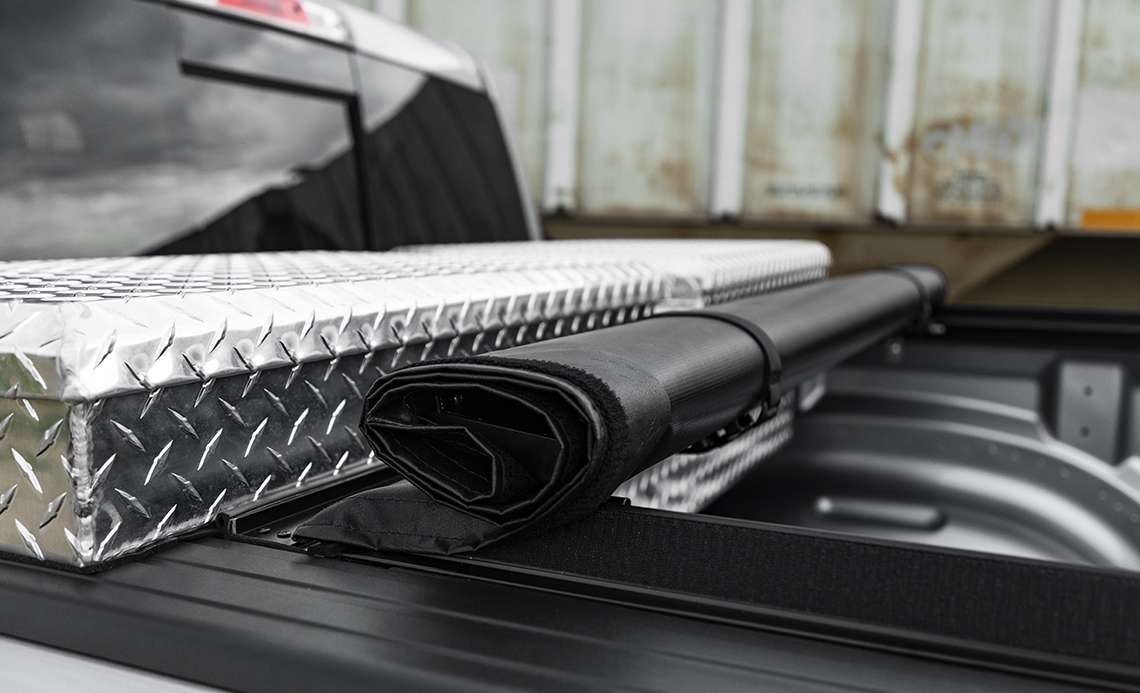 Access Truck Bed Covers - LoMax