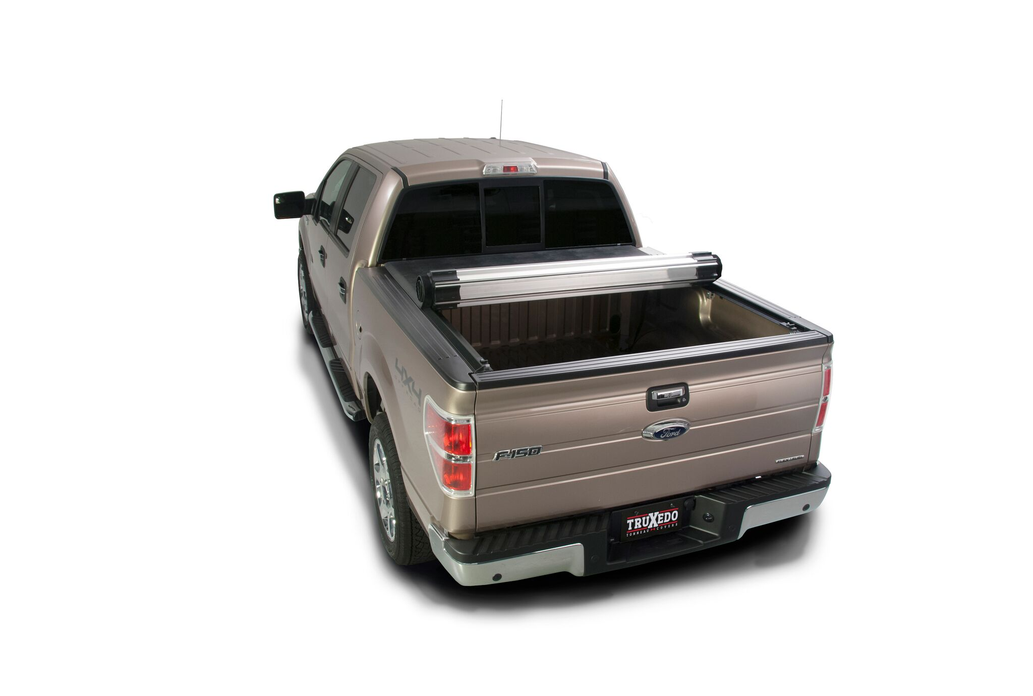 Truxedo Truck Bed Covers - Titanium