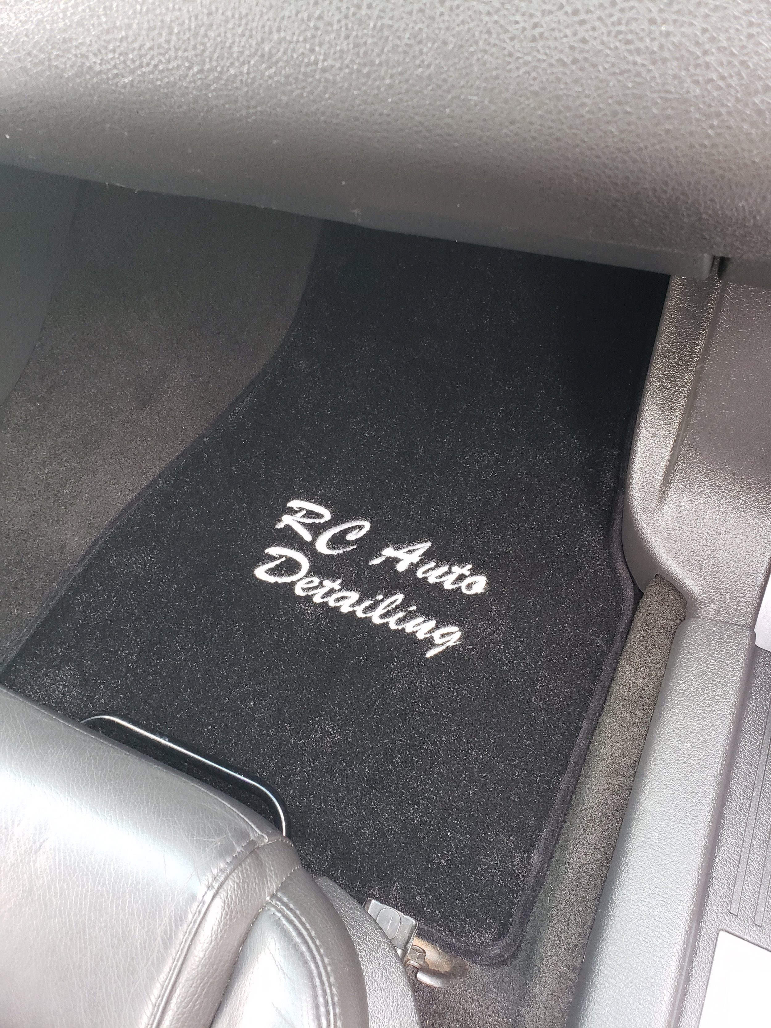 Customizable car products available for your vehicle at RC Detailing and custom accesories!