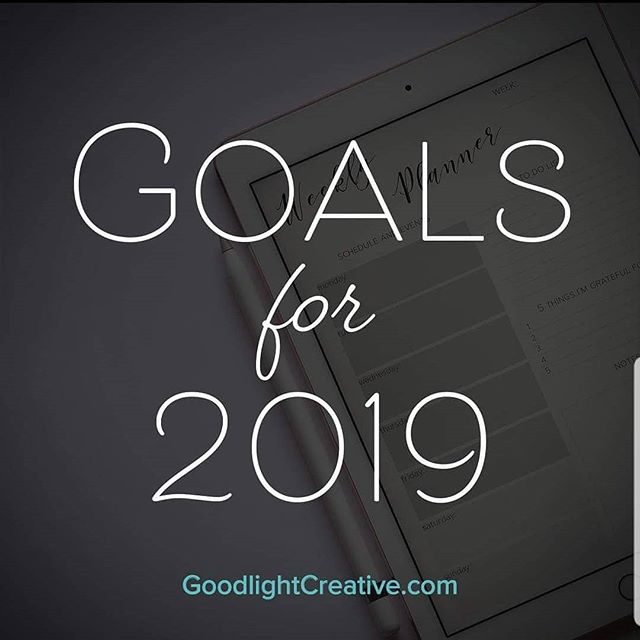 We know the holiday season can be busy, but this is a great time to reflect on 2018 and look towards the new year. What are your goals for 2019?  #branding #goals #makeyourbusinessshine #graphicdesign #graphic #design #womeninbusiness #smallbusiness #creativefound #entrepreneur #brandreveal #branddesign