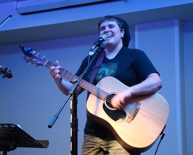 Performing at CONvergence 2017