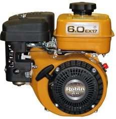 ROBIN (SUBARU) 6.0HP EX17 ENGINE