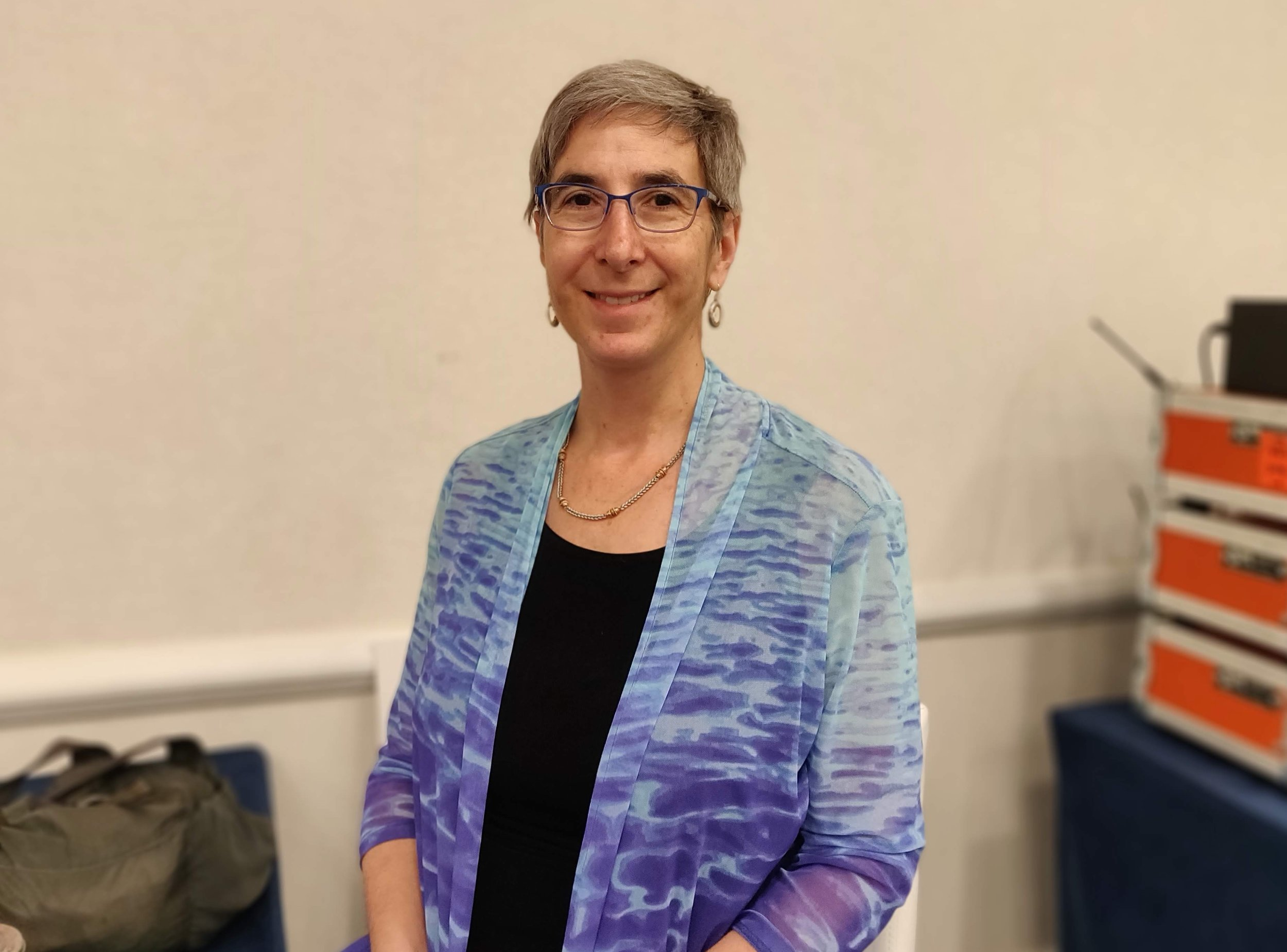 Lynn Andrea Stein ● Professor of Computer and Cognitive Science ● Olin College