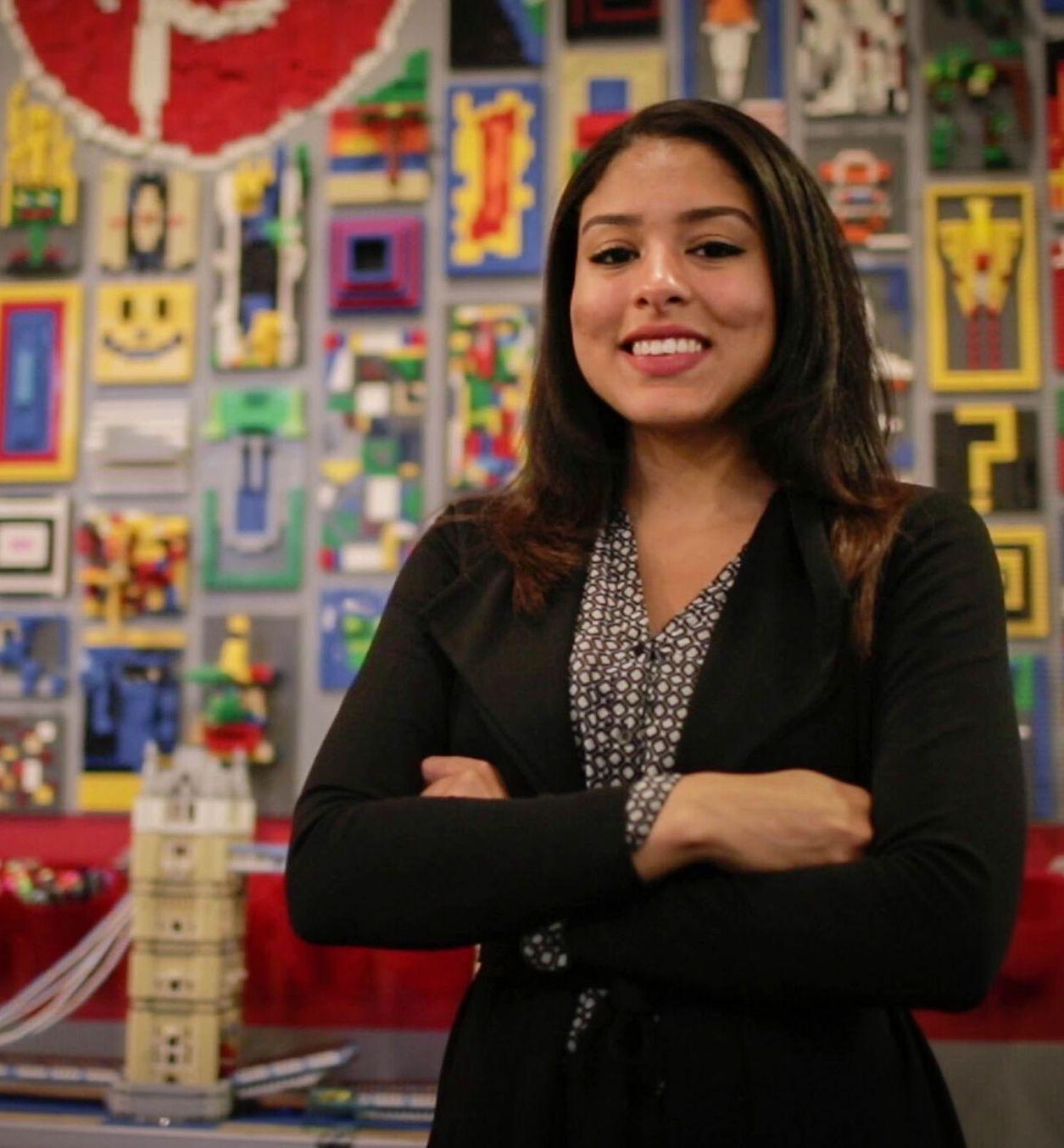 Madelyn Tavarez ● Software Engineer ● Pinterest