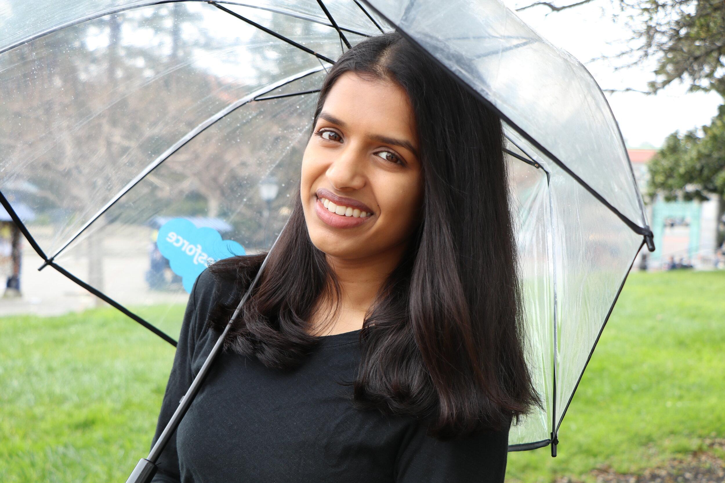 Swetha Prabakaran ● Computer Science, Dance & Performance Studies Double Major ● UC Berkeley