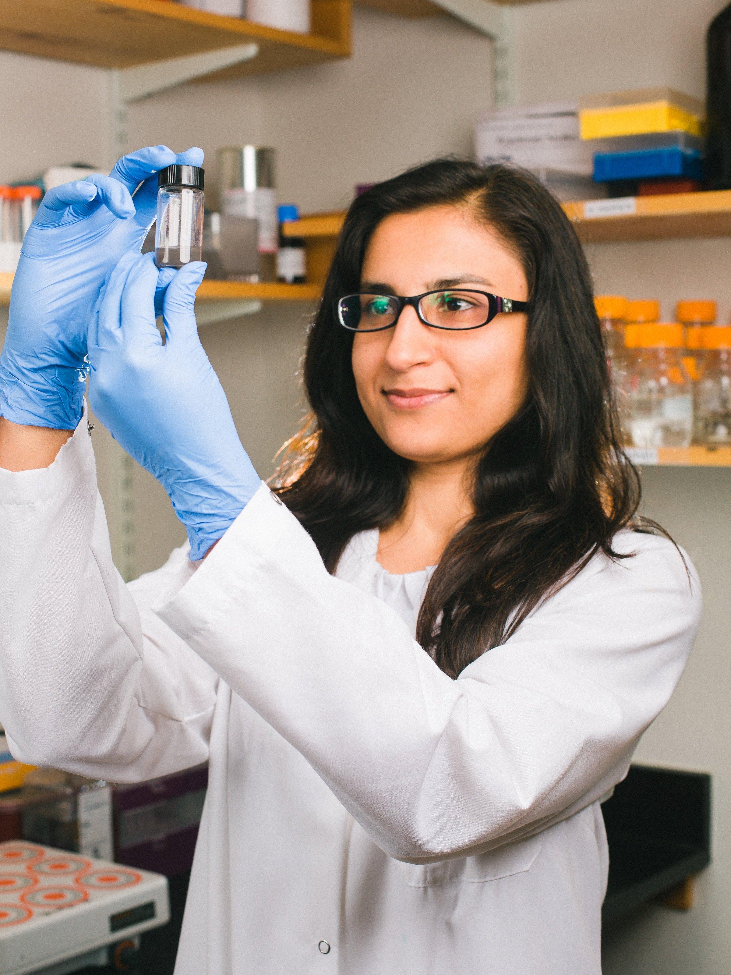 Parisa Pour Shahid Saeed Abadi ● Assistant Professor of Mechanical Engineering ● Michigan Technological University