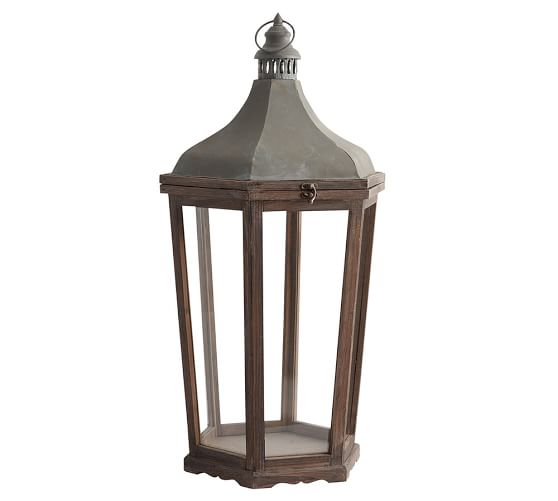 Parkhill Lantern- Large, Medium & Small