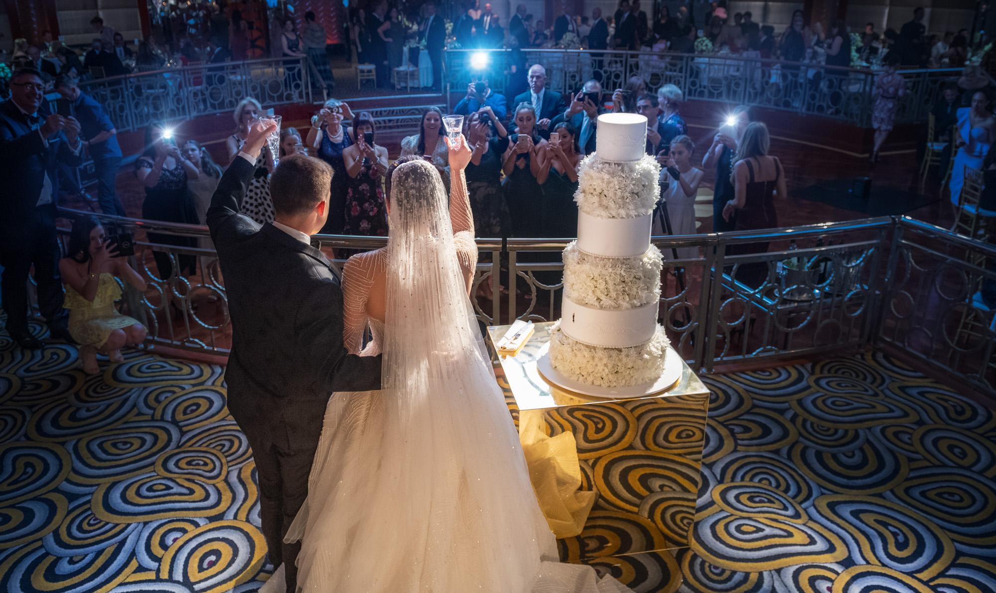Park Hyatt Melbourne real wedding