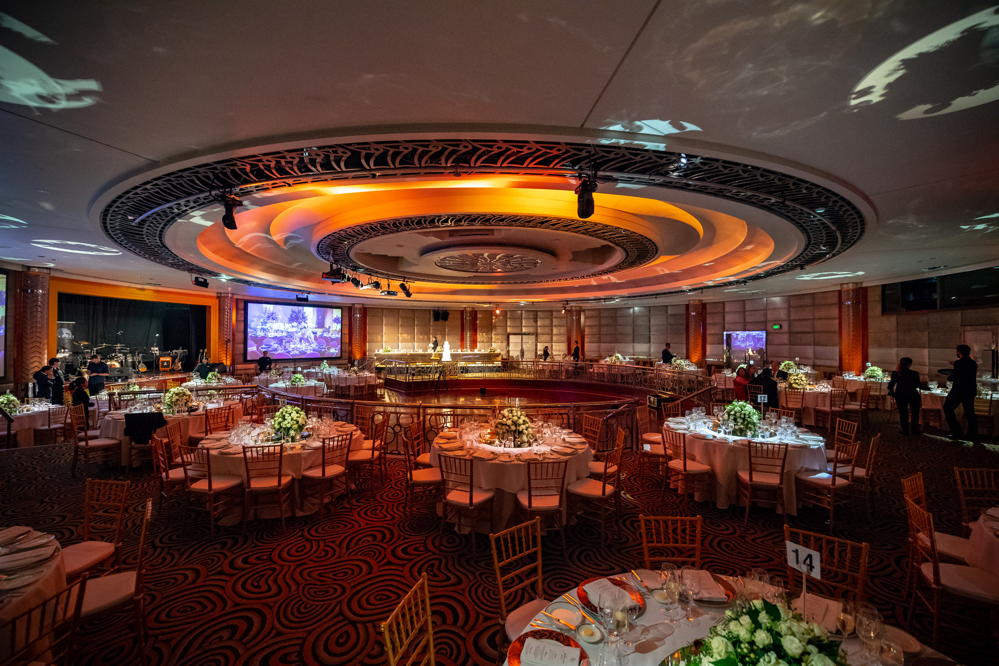 Park Hyatt Melbourne real wedding
