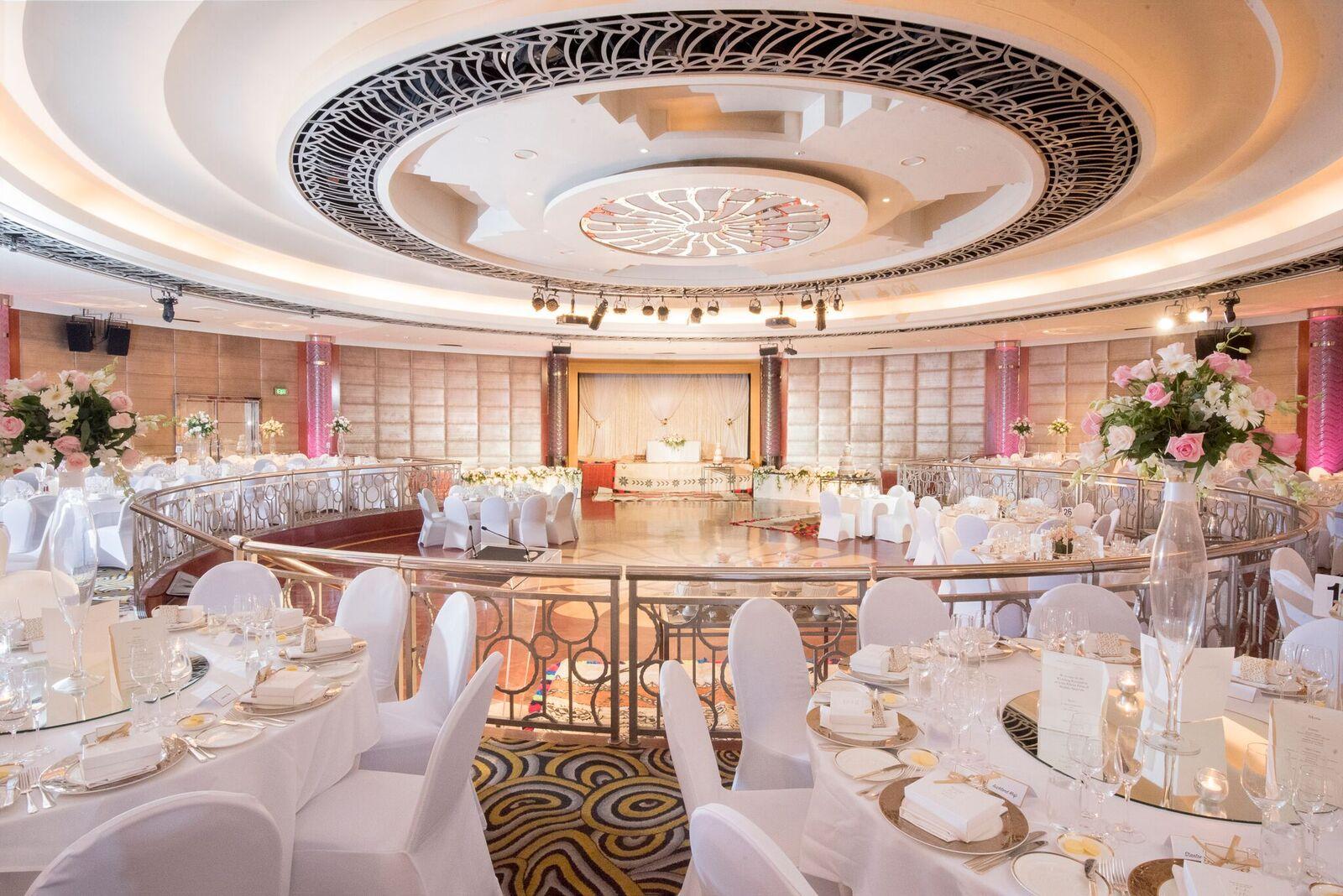 Wedding Venue, Ballroom, at Park Hyatt Melbourne hotel