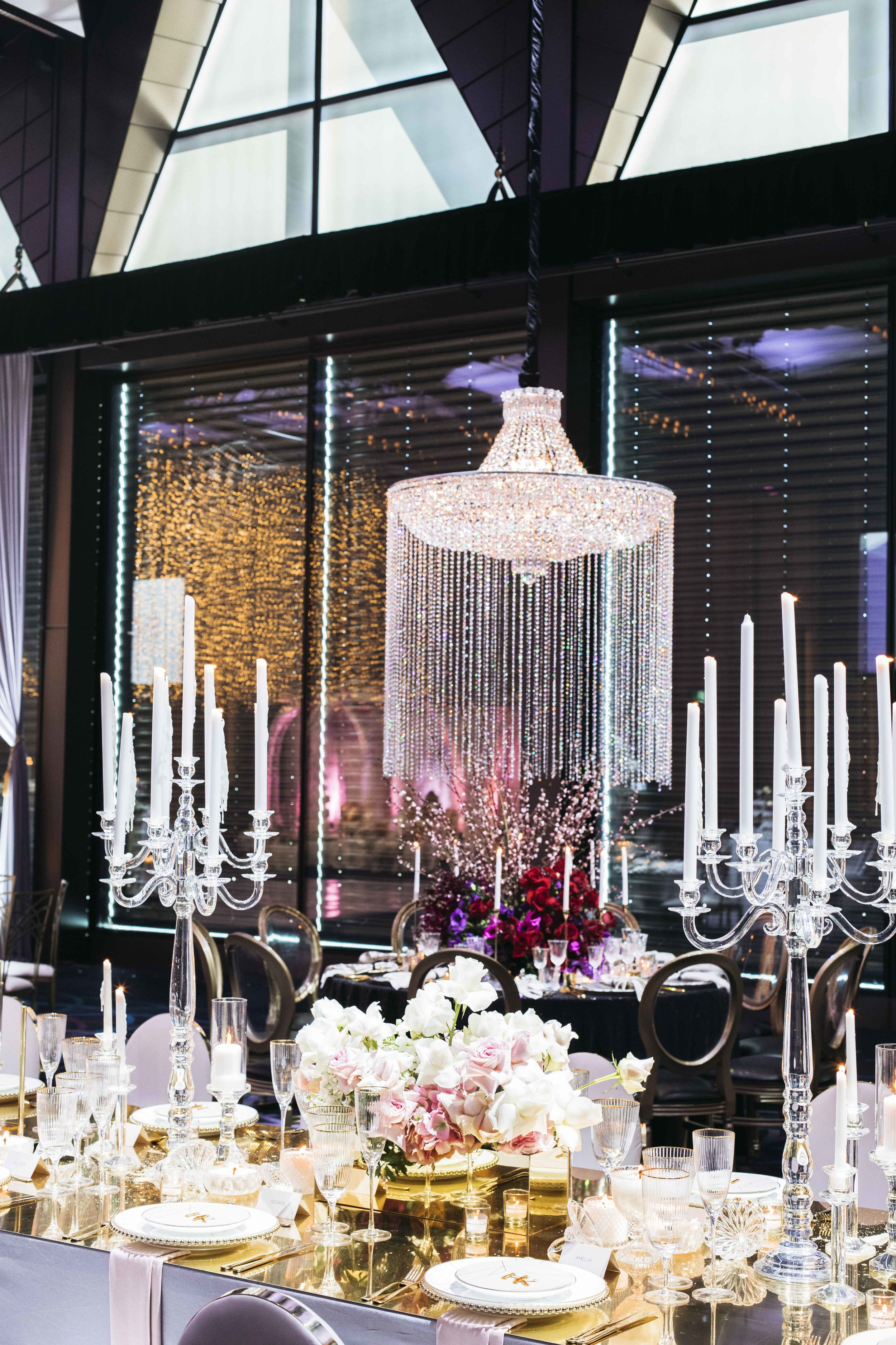Harbourside wedding venue at Grand Ballroom at Hyatt Regency Sydney