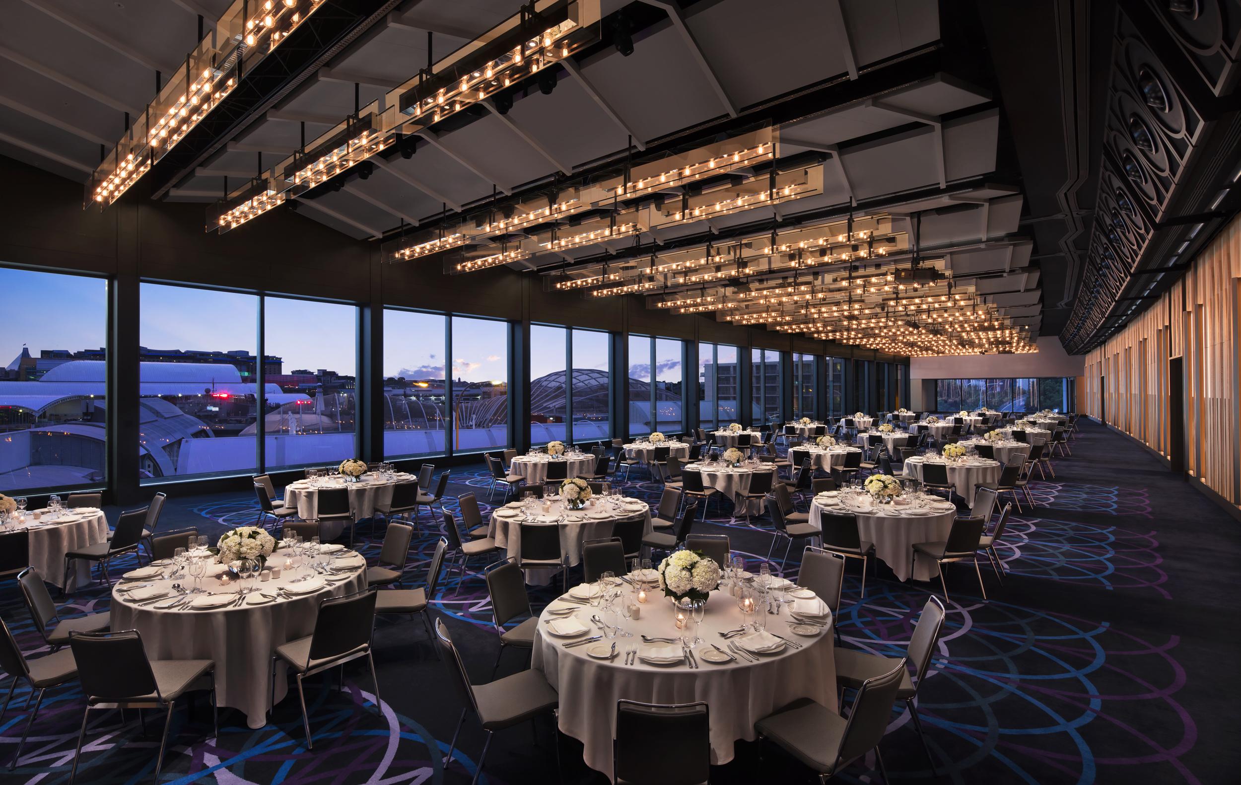 Hyatt Regency Sydney Maritime Ballroom Gala.jpg