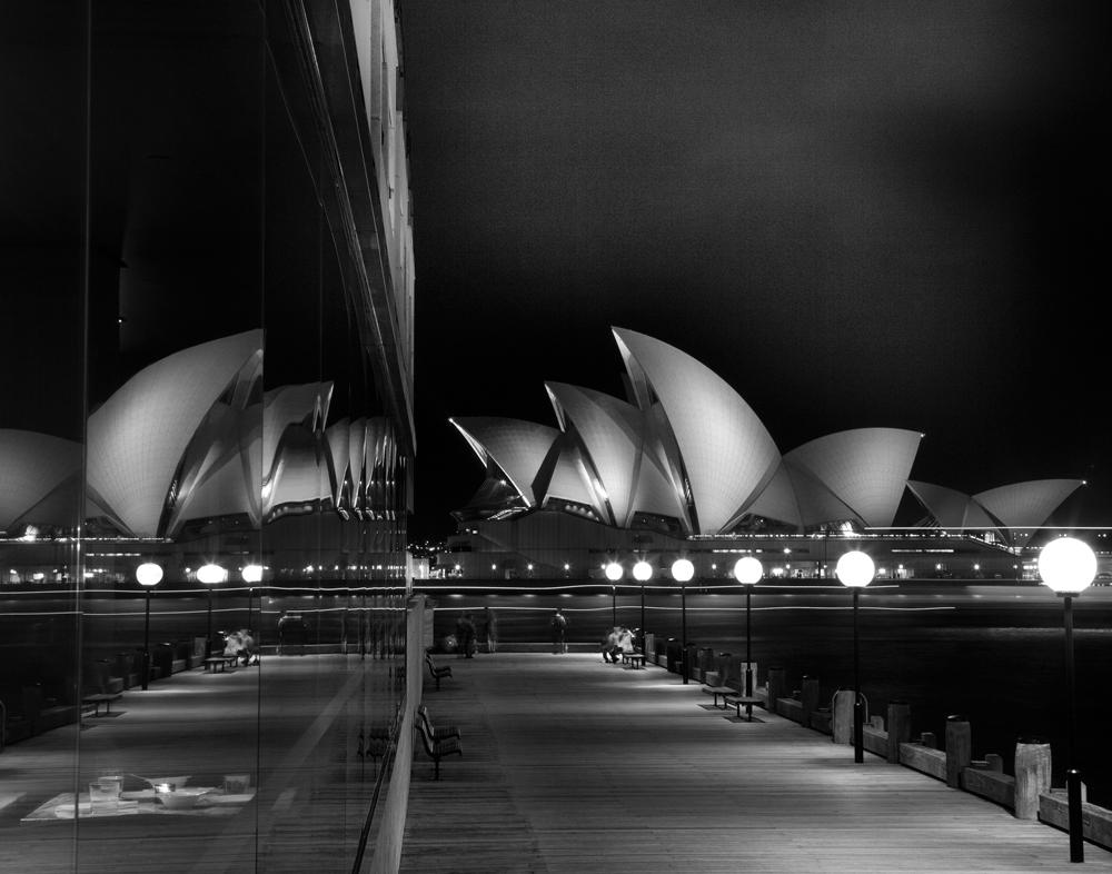 Opera House view at Park Hyatt Sydney Hotel