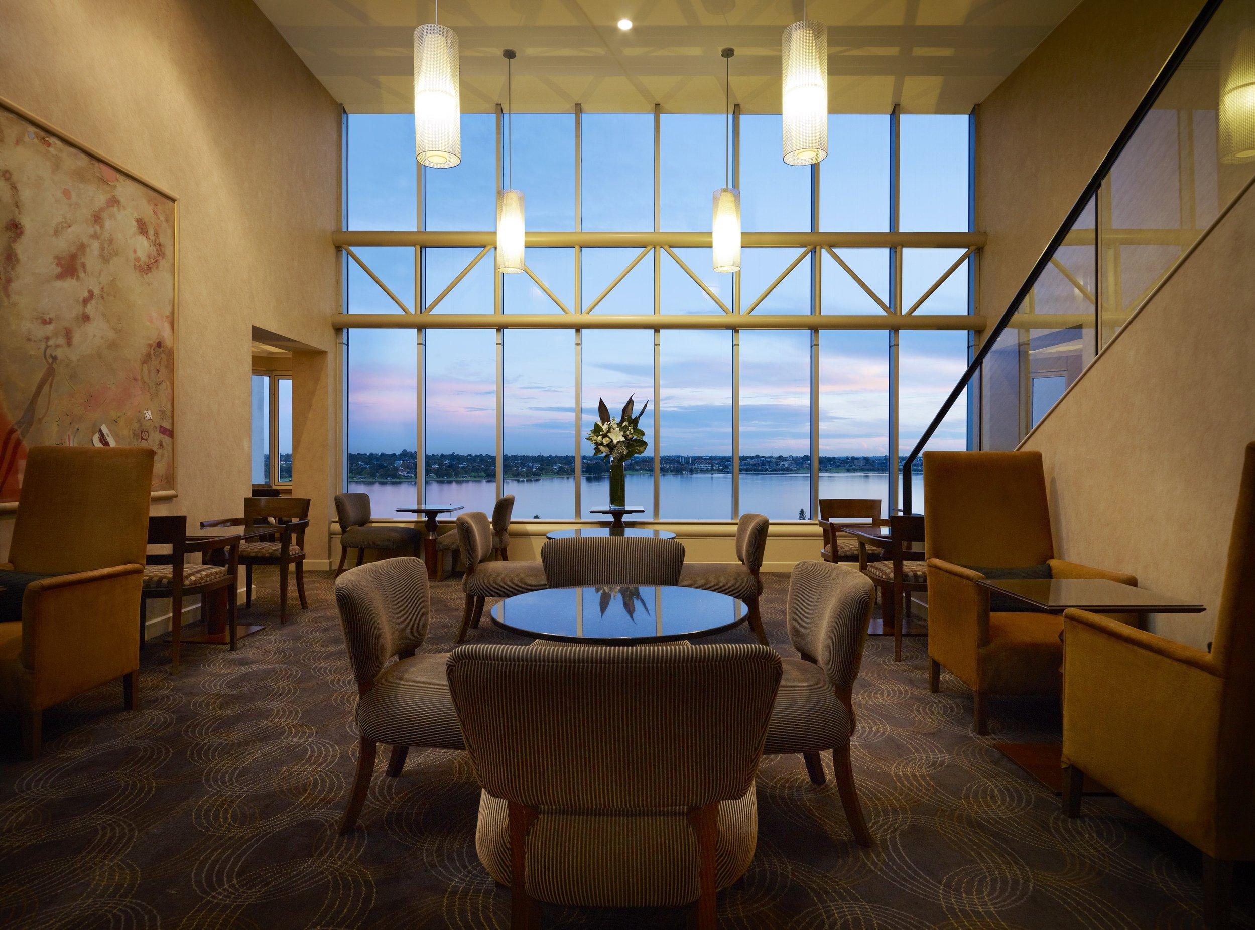 Hyatt Regency Perth lobby