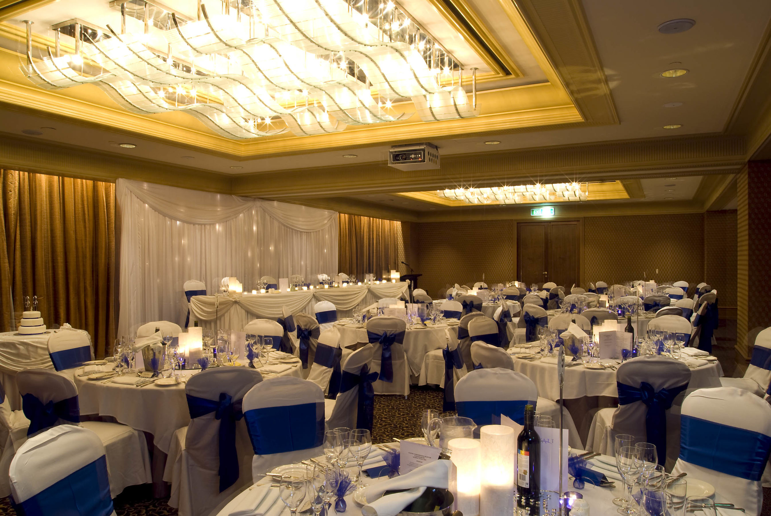 Plaza Ballroom wedding venue at Hyatt Regency Perth